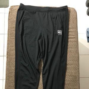 Nike skinny jogger pants